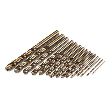 126628 HSS M35 twist drill bit 1mm to 10mmريش حديد M35