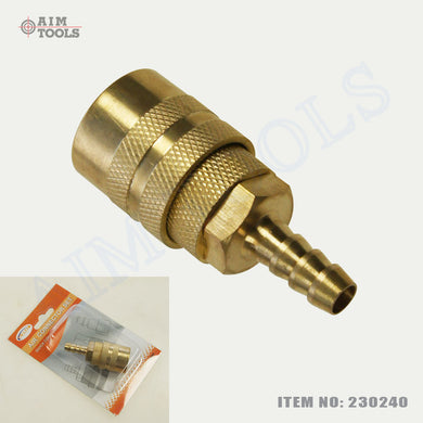 SP230240 Brass Air Automatic Connector