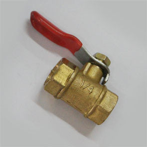 SP230310 Air Ball-Valve Brass Economy