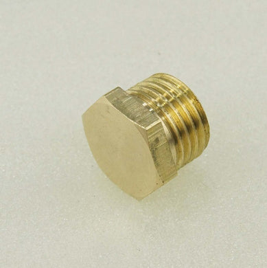 SP230470 Brass Male Stop Fitting