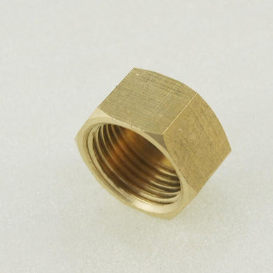 SP230471 Brass Female Stop Fitting