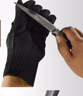 361105 Anti Cut Gloves Black