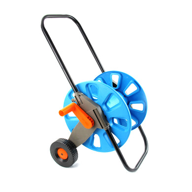 664188 Empty Water Hose Reel With Wheels