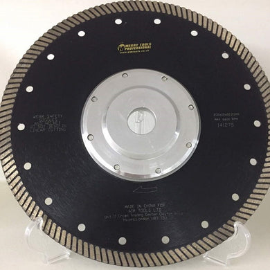 141275 Professional Diamond Cutting Disc 230*10M