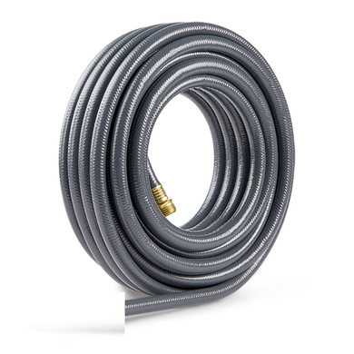66428 Garden Water Hose Grey 1/2