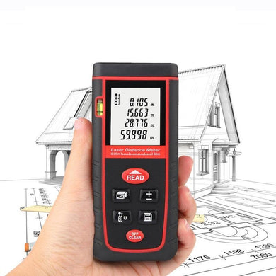311006 Laser Distance Measuring Tool 60 Meters