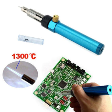 312044 Cordless Butane Gas Soldering Heating Torch Budget