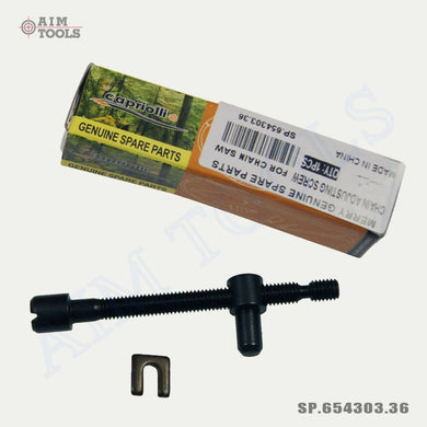 SP65430336 Chain Adjuster Screw To Fit 45cc 52cc 58cc Chain Saw Spareparts