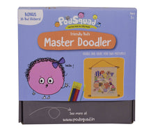 Master Doodler (Age 3+Years)