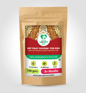 Healthy Weight Gain Food - Dry Fruits Powder for Kids (100gm)