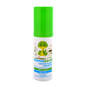 Mamaearth Natural Insect Repellent for babies (0-5 Yrs) - 100ml