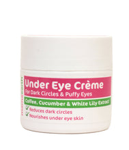 Mamaearth Under Eye cream to reduce dark circles and puffiness (50ml)