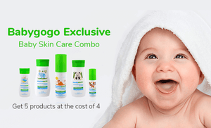 Save ₹300 with Babygogo's Exclusive Skin Care Combo