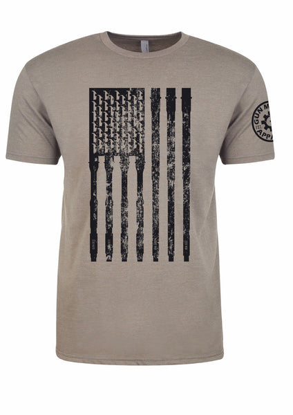 AR Flag Warm Grey