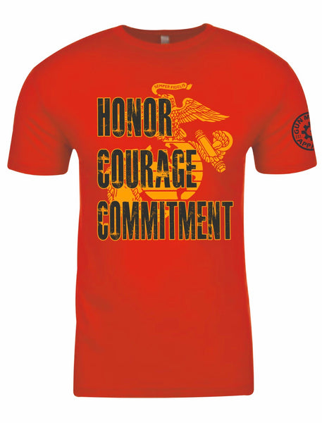 Core Values USMC