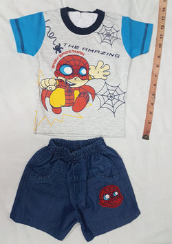 Baby Spiderman - Full Pair for Baby - ONLINECITY