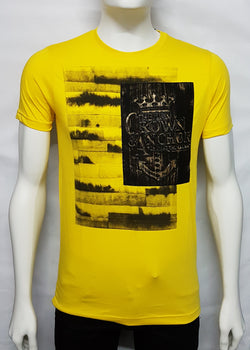 YELLOW TRENDY TEES