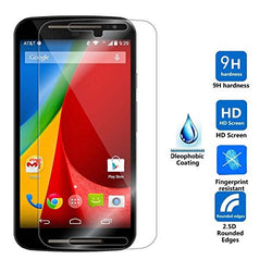Moto G2 - tempered glass - ONLINECITY