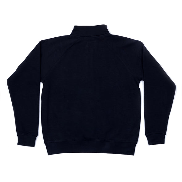 Half-Zip Sweater<br>Blue
