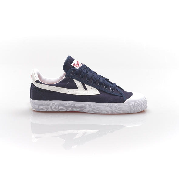WB-1 Navy/White
