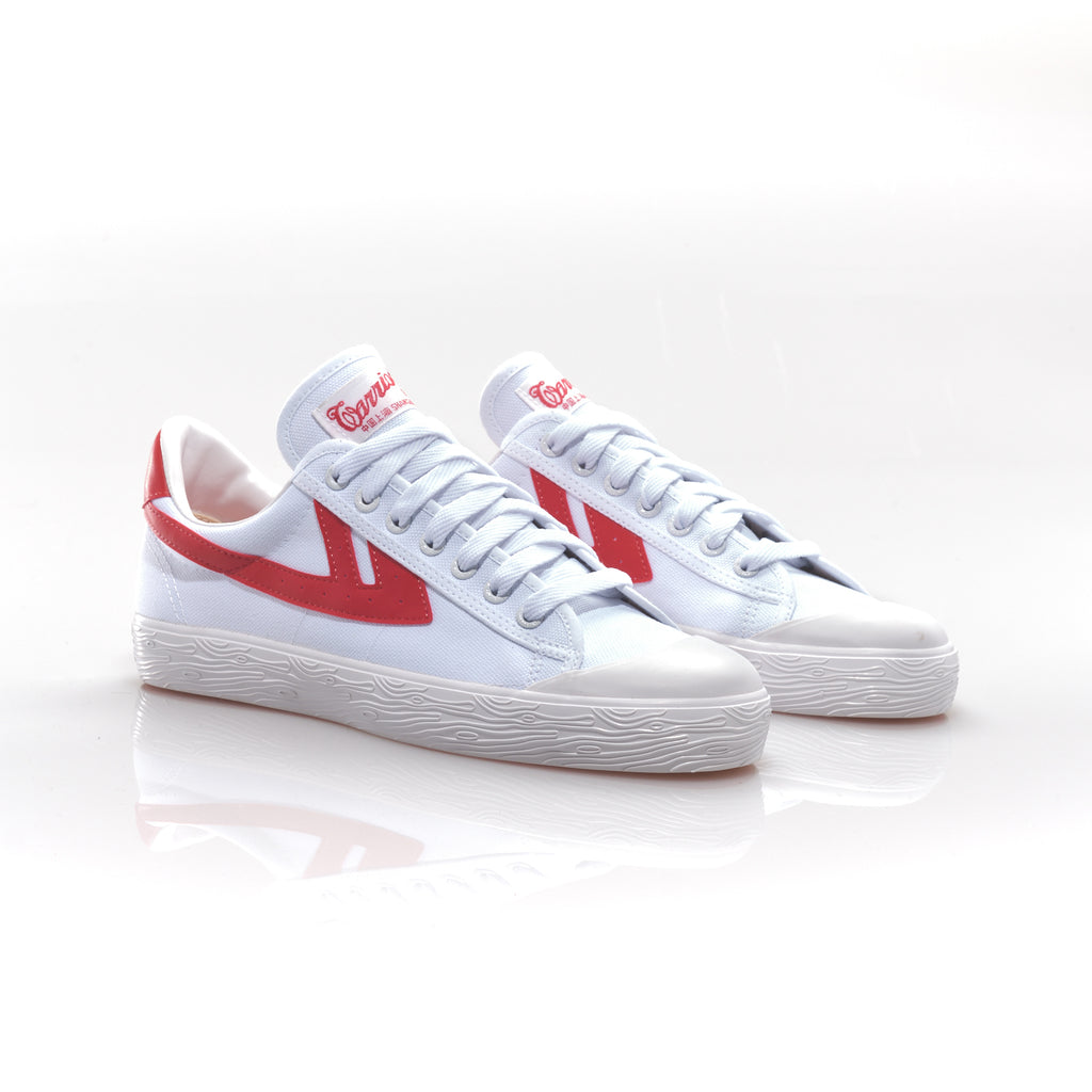 WB-1 White/Red