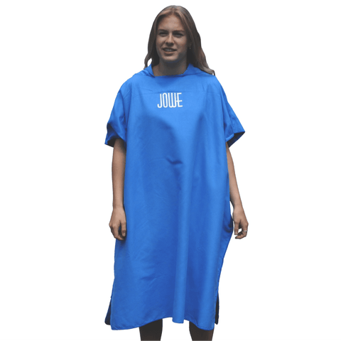 Jowe Microfiber Changing Robe - Blue