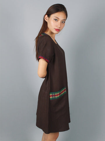 Baoulé - Linen Dress
