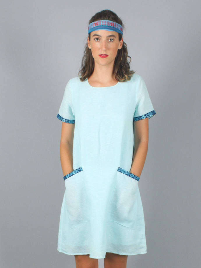 Bongo - Linen Dress