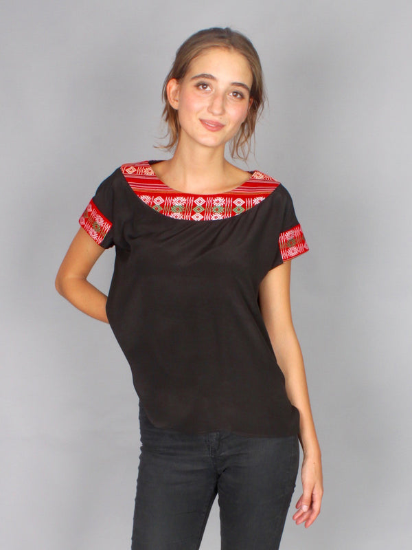 Arabela - Silk Top