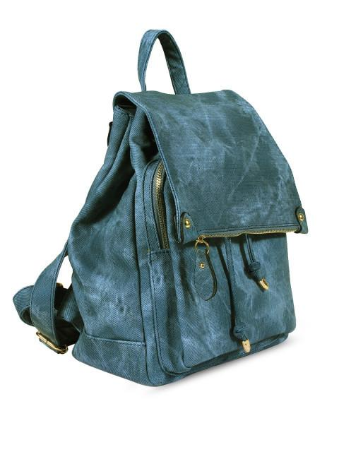 Hiveaxon Blue Backpack