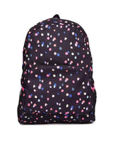 Hiveaxon Navy Printed Backpack