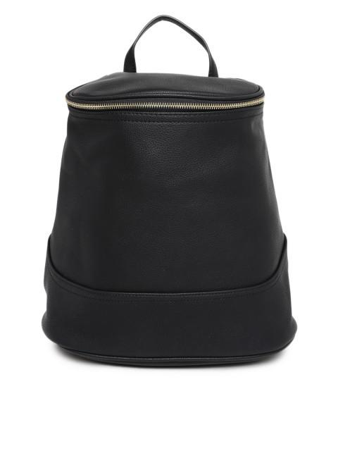 Hiveaxon Black Backpack