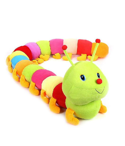 Dintanno Multicolor Soft Plush Catter Piller