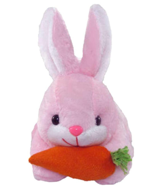 Dintanno Pink Soft Rabbit Toy