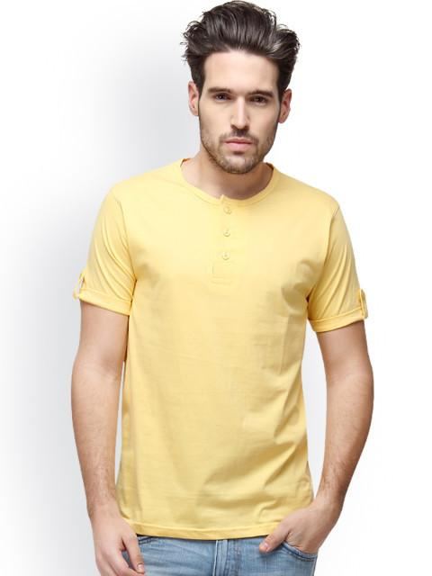 Daneaxon Yellow T-Shirt