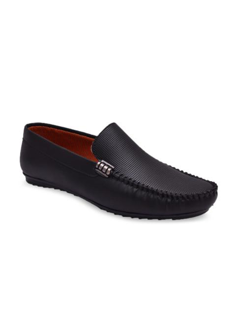 Fastalas Black Loafers