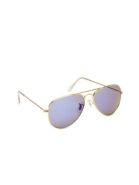 Kingawns Unisex Aviator Sunglasses