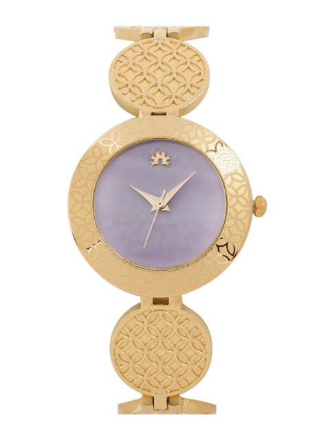 Arumkick Lavender Analogue Watch