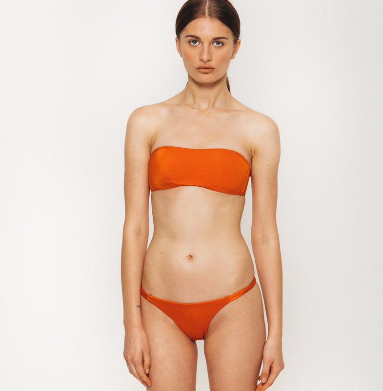Nusa top in orange