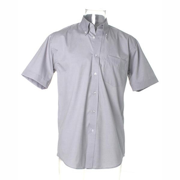 Kustom Kit Short Sleeve Corporate Oxford Shirt x10 Units