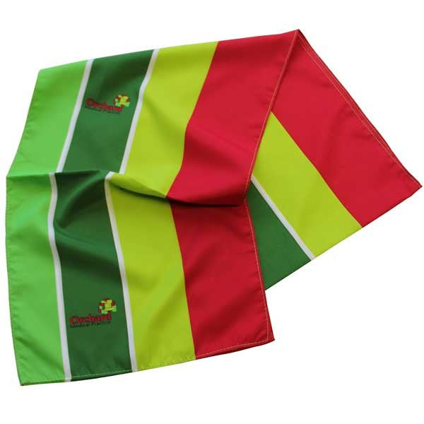 Polyester Printed Long Scarf x50 Units