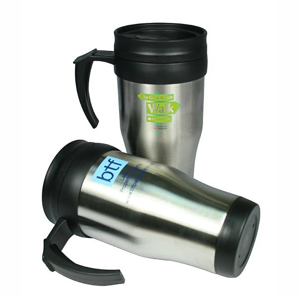 Stainless Steel Thermal Mugs x50