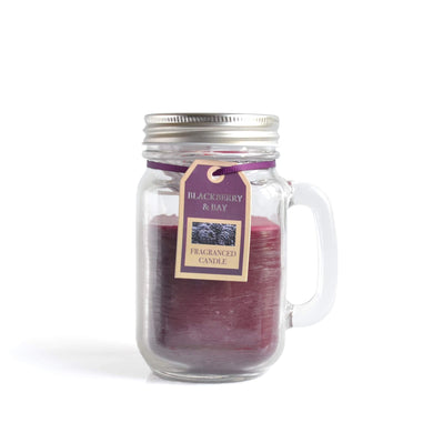 Blackberry and Bay Scented Candle