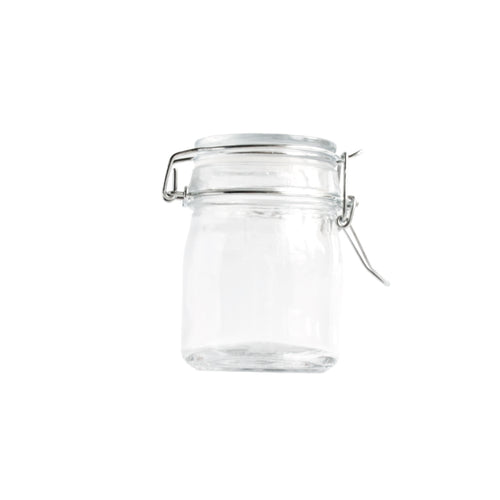 Mini Glass Stationery Jar