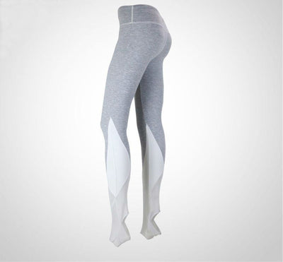 Beautiful Full Length Stirrup Foot Yoga & Dance Pants