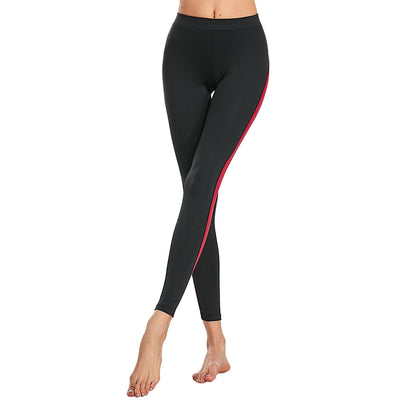 Red Heart Yoga Pants