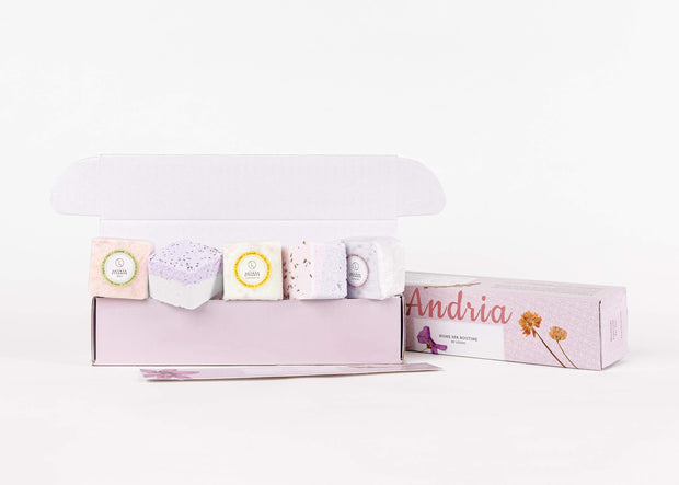 5 steamers gift set - Relaxing Spa Gift Set - Wholesale 1