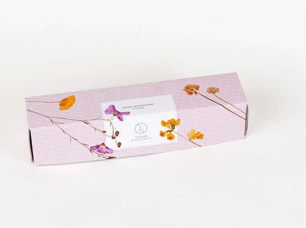 Full body Luxury Home Spa Routine Set  - Perfect thinking of you gift - wholesale 1