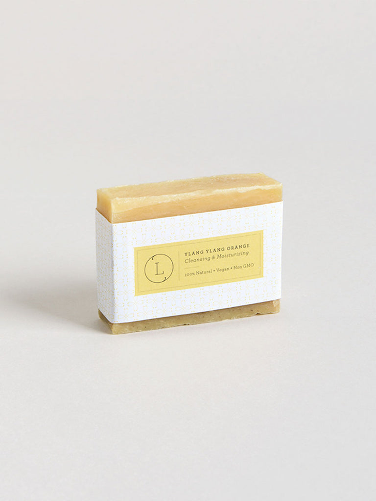 Yalng Yalng Orange Natural Soap Bar