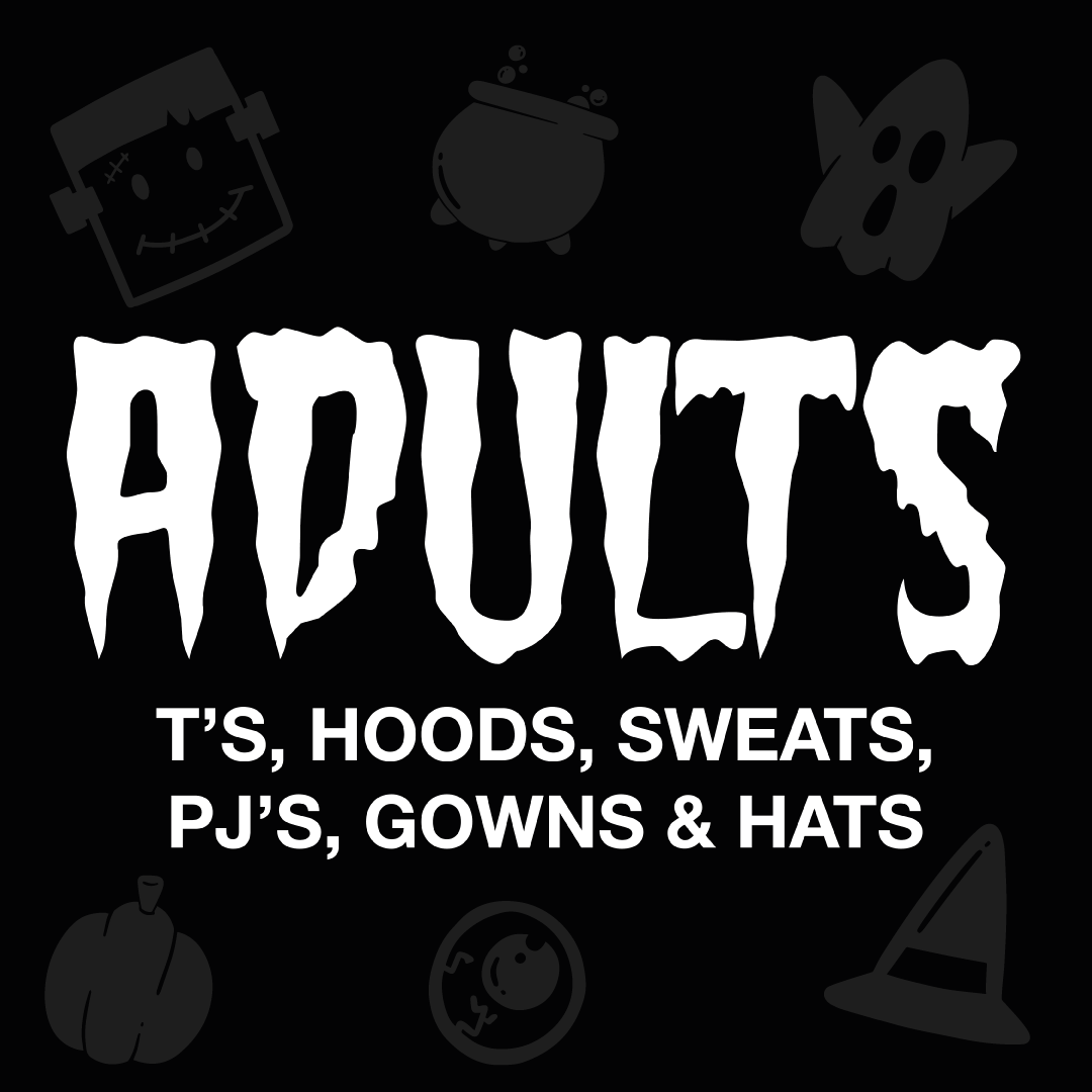adults halloween clothing T-Shirts, hoodies and sweaters